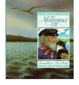 The Mousehole Cat by Barber, Antonia ( AUTHOR ) Aug-02-1990 Hardback