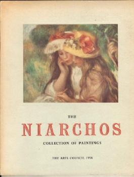 The Niarchos Collection, an Exhibition of Paintings and Sculpture at the Tate Gallery, 23rd May - 29th June