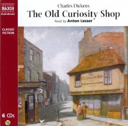 The Old Curiosity Shop (Classic Fiction) by Dickens, Charles (2008) Audio CD