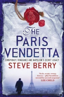 The Paris Vendetta (Cotton Malone) by Berry, Steve ( 2010 )