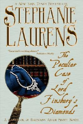 The Peculiar Case of Lord Finsbury's Diamonds (The Casebook of Barnaby Adair)