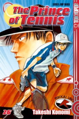 The Prince of Tennis 26