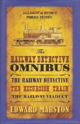 The Railway Detective Omnibus