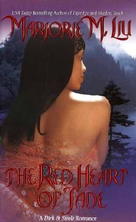 The Red Heart of Jade: A Dirk & Steele Novel