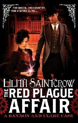 The Red Plague Affair: Bannon and Clare: Book Two