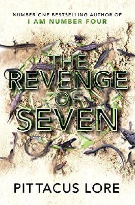 The Revenge of Seven: Lorien Legacies Book 5 (Lorien Legacies 5)