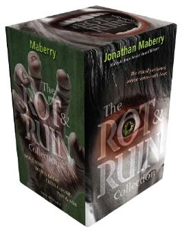 The Rot & Ruin Collection: Rot & Ruin; Dust & Decay; Flesh & Bone, Fire & Ash