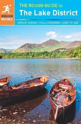 The Rough Guide to the Lake District by Brown, Jules (2012) Paperback