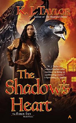 The Shadow's Heart (Risen Sun)
