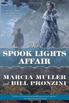 The Spook Lights Affair (Carpenter and Quincannon Mysteries)