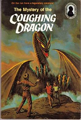 The Three Investigators in the Mystery of the Coughing Dragon