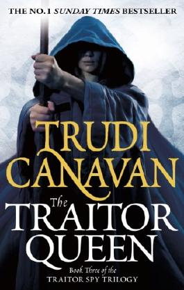 The Traitor Queen. Sonea - Die Königin, englische Ausgabe
