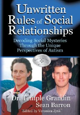 The Unwritten Rules of Social Relationships: Decoding Social Mysteries Through the Unique Perspectives of Autism