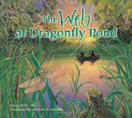 The Web at Dragonfly Pond