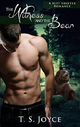 The Witness and the Bear: (Werebear Shifter Romance)