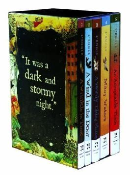 The Wrinkle in Time Quintet by L'Engle, Madeleine (2007)
