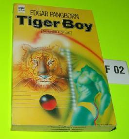 Tiger Boy, SF Tb. (1986