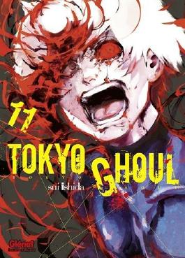 Tokyo Ghoul, Tome 11 :