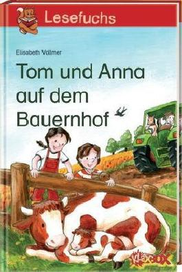 Tom und Anna auf dem Bauernhof