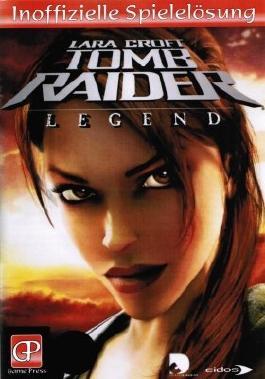 Tomb Raider: Legend - Lösungsheft