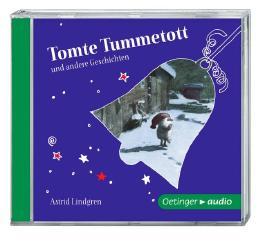 Tomte Tummetott und andere Geschichten (SA) (CD)