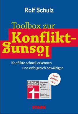 Rolf Schulz: Toolbox zur Konfliktlösung