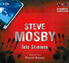Tote Stimmen (Er raubt ihre Stimmen und...) [Gekürzte Thriller-Lesung - 6 Audio-CDs: 7:10 Std. / Audiobook]