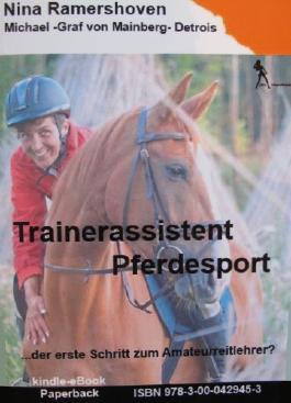 Trainerassistent Pferdesport...der erste Schritt zum Amateurreitlehrer