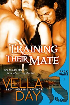 Training Their Mate (Pack Wars Book 1)