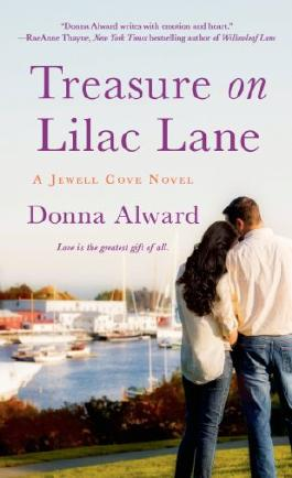 Treasure on Lilac Lane: A Jewell Cove Novel