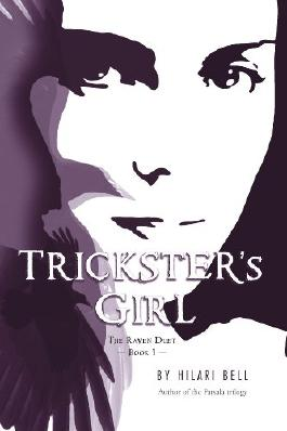 Trickster's Girl (The Raven Duet)