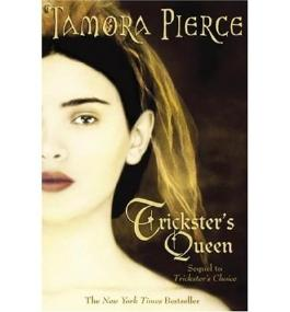 Trickster's Queen[ TRICKSTER'S QUEEN ] By Pierce, Tamora ( Author )Oct-11-2005 Paperback