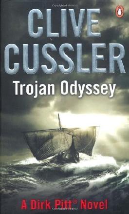 Trojan Odyssey: Dirk Pitt #17 by Cussler, Clive (2004) Paperback