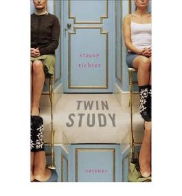Twin Study: Stories Richter, Stacey ( Author ) Jun-01-2008 Paperback