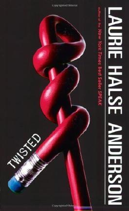 Twisted by Anderson, Laurie Halse (2008) Paperback