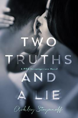 Two Truths and a Lie (PRG Investigations Book 1)
