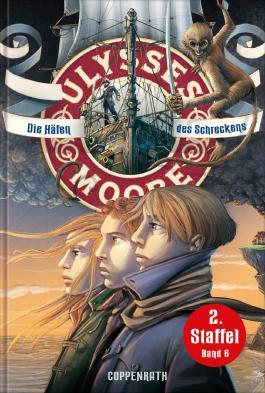 Ulysses Moore - Die Häfen des Schreckens