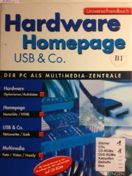 Universalhandbuch,Hardware Homepage USB& Co