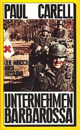 Unternehmen Barbarossa, Der Marsch nach Russland