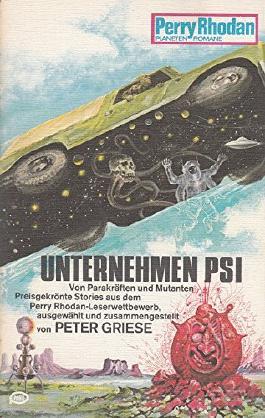 Unternehmen PSI - Perry Rhodan