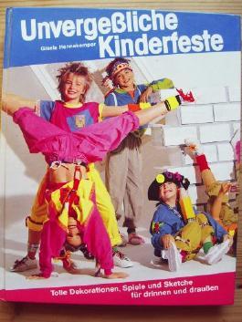 Unvergessliche Kinderfeste