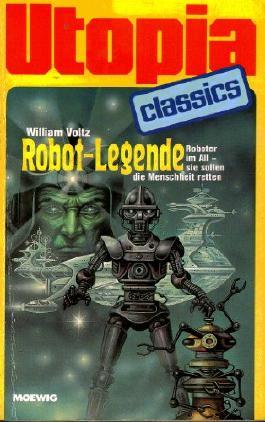 Utopia Classics TB Nr. 56: Robot-Legende