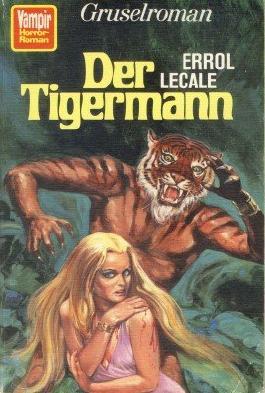 VAMPIR HORROR-ROMAN Taschenbuch Bd. 15, DER TIGERMANN