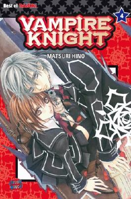 Vampire Knight, Band 4