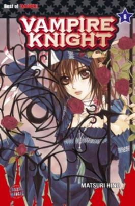 Vampire Knight, Band 6 von Matsuri Hino (Vampire Knight)