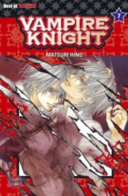 Vampire Knight, Band 7 von Matsuri Hino (Vampire Knight)