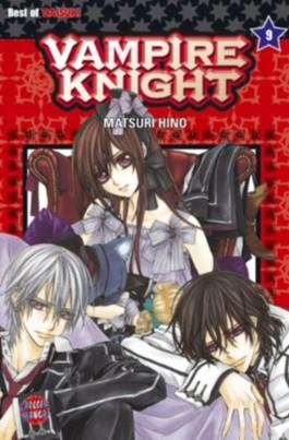 Vampire Knight, Band 9 von Matsuri Hino (Vampire Knight)