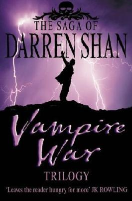 "Vampire War Trilogy: Books 7 - 9 (The Saga of Darren Shan): ""Hunters of the Dusk"", ""Allies of the Night"", ""Killers of the Dawn"" by Shan, Darren 3-in-1 edition (2005)"