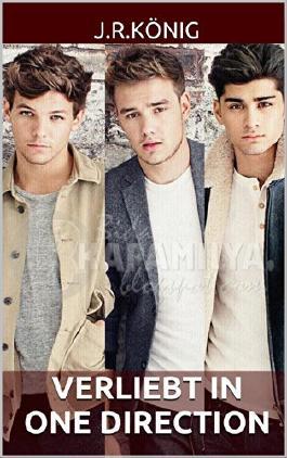 Verliebt in One Direction - Liebesroman (German Edition)