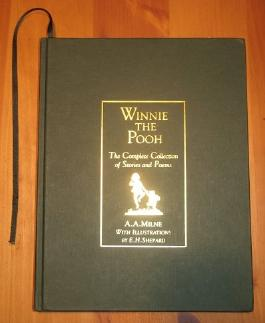 WINNIE-THE-POOH: THE COMPLETE COLLECTION OF STORIES AND POEMS.